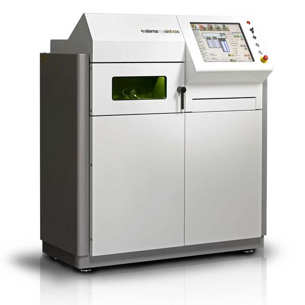 stampa 3d metallo
