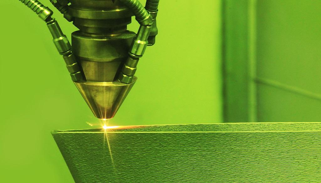 Industria ecologica con la stampa 3D