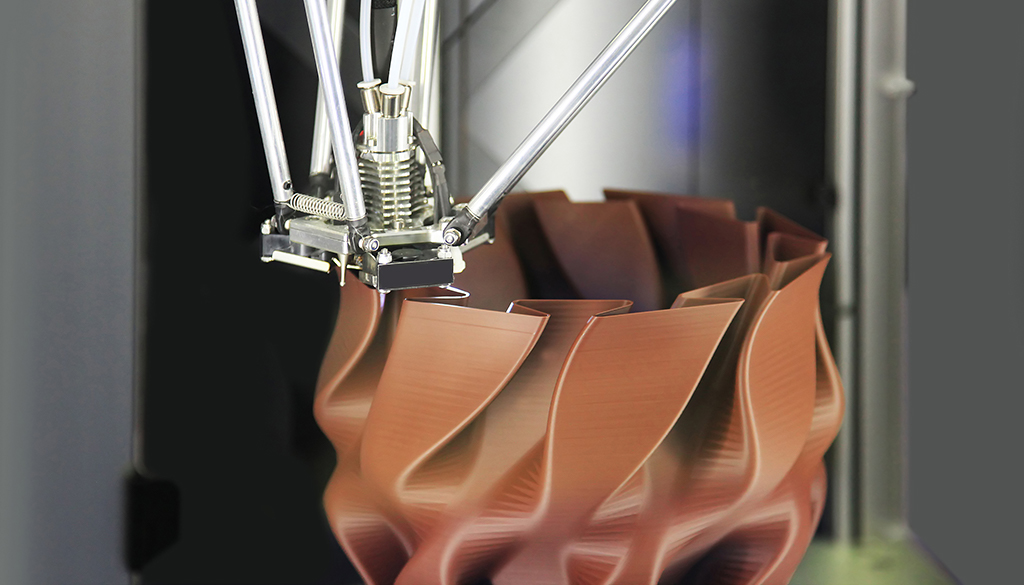 Studio sulle emissioni di una stampante 3D