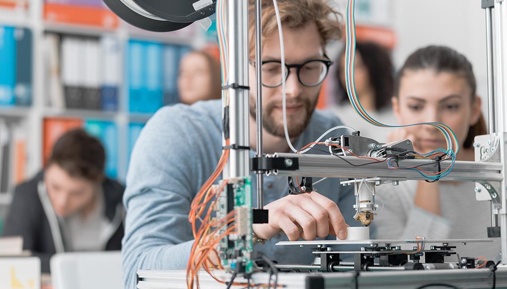 A Genova il primo corso per operatori tecnici di stampa 3D in Italia