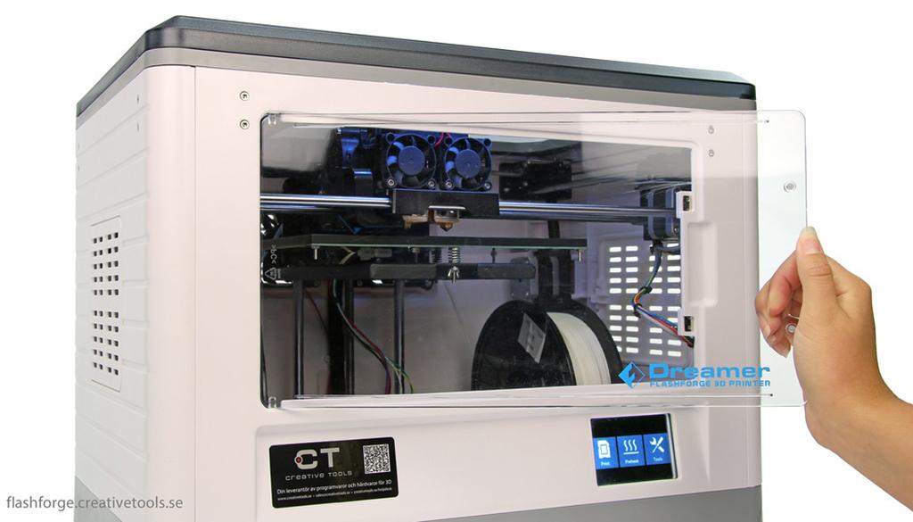 Le stampanti 3D a metallo compatte